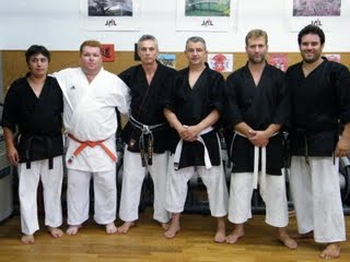 Club de Karate Zanshin Fondón